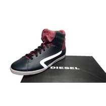 Botas/zapato Diesel (e-klubb Hi) Producto Original.