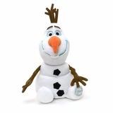 Peluche Olaf El Muñeco De Nieve De Frozen 30 Cm