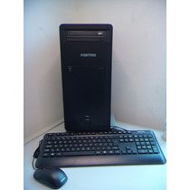 Cpu D60 Core I3-4130 3.40ghz 4gb Hd500gb Dvd Rw Positivo