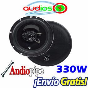 Bocinas Audiopipe Csl-1603a Medida 6.5 Pulgadas (redondas)