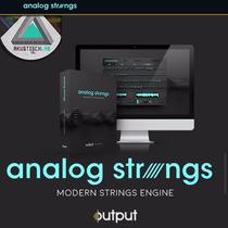 Analog Strings Output Pc / Mac Envio Gratis Kontakt Samples