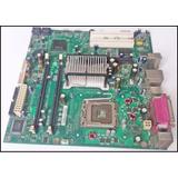Placa D946gzis Intel + Microprocesador Intel® Pentium® E2160