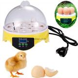 Encubadora Mini 7 Huevos Pollo Pato Codorniz Entrega Inmedia