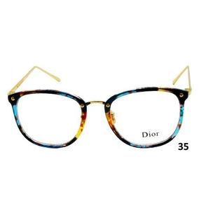 f8e7a27ab21d2 Armação Feminina Geek Vpr Acetato Óculos De Grau - Óculos no Mercado ...