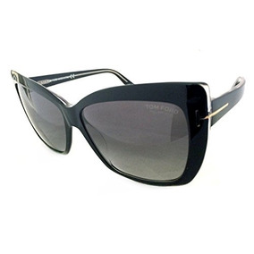 6010cfd5de Tom Ford Irina Polarized Gradiente Cuadrado Gafas De Sol Po