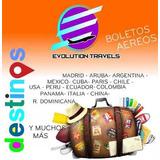 Pasajes Y Boletos (aereos). Economicos