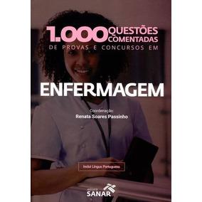 1.000 Questões Comentadas De Provas E Concursos E