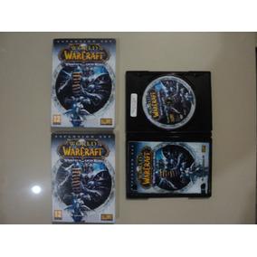 Cd Jogo Pc - World Warcraft Wrath Of The Lich King Expanção