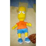 Peluche De Bart Simpson
