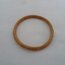 Bracelete De Capim Dourado Ref 1164 - Pulseira - Artesanato