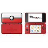 New Nintendo 2ds Edicion Pokebola Pokemon Envio Gratis
