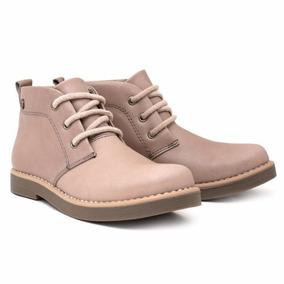 Zapatos Botitas Mujer Cuero - Botas Dama - Citadina