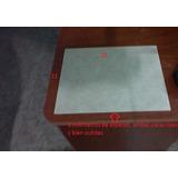 Lámina De Mdf Tamaño Carta De 3 Mm. Cruda Mide 28 Por 22 Cms