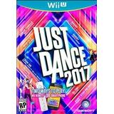 Just Dance 2017 Wii U Juego Fisico Sellado