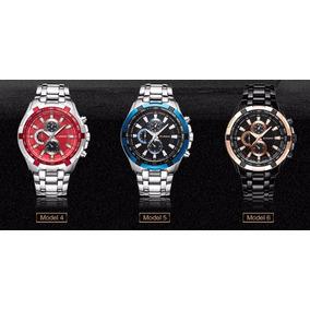 0265a83ac96 Relogio De Fundo Vermelho Outras Marcas - Relógios De Pulso no ...