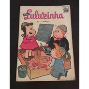 Almanaque Revista Antiga Luluzinha N 1 1970