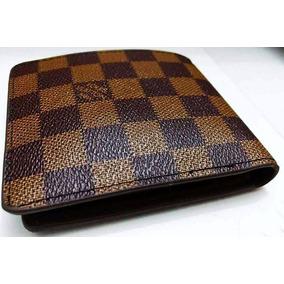 e221612271 Carteira Louis Vuitton Cinza - Calçados