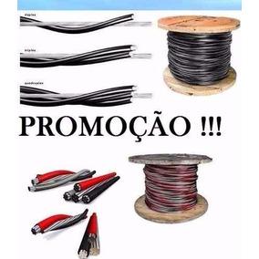 Frete Grais P Minas Gerais Fio Triplex 3 X 25mm Rolo 300 Mts