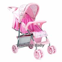 Carrinho De Bebê Berço E Passeio Esmeralda Baby Style !