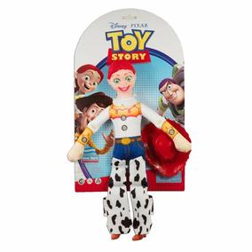 Muñeca Soft Paño Jessie Baquera Original New Toys