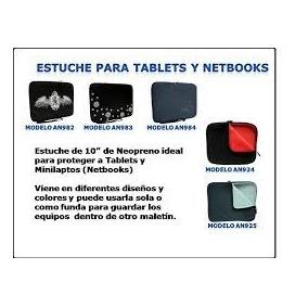 Estuche De Neopreno 10 An925,an926,an924mini Laptop Y Tablet