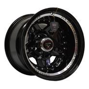 4 Roda 15 5x139 Willys F1000 F100 15x10 Monoblock Vittoria