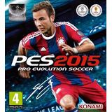 Pes 2015 Ps3 Digital * Pro Evolution Soccer * Egames