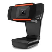 Webcam Hd 720p Usb Câmera C/ Microfone