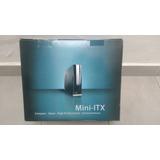 Caja Mini Itx Cpu Nueva Para Board Tipo Mini