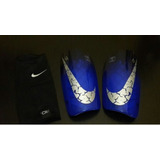 Canilleras Nike Mercurial Cr7 Con Mangas Talla L Originales