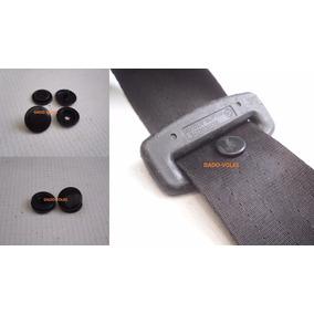 02pzs Boton Tope Universal P-cinta Cinturon Seguridad Vocho