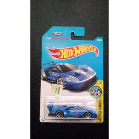 Hot Wheels Speed Graphics 2016 Ford Gt Race Cambio Canje