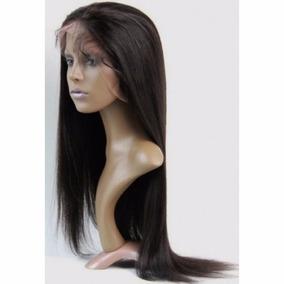 Peruca Full Lace 45cm 100% Natural Cabelo Humano Jachair