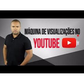 Curso Máquina De Visualização No Youtube - Canal Boom