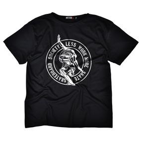 Camiseta Camisa Skate And Destroy Tshirt Masculina Blusa f1cce32e6ba