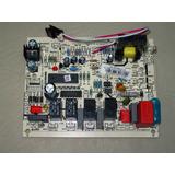 Placa Electrónica Unidad Condensadora Split Bgh 6000 Frig.
