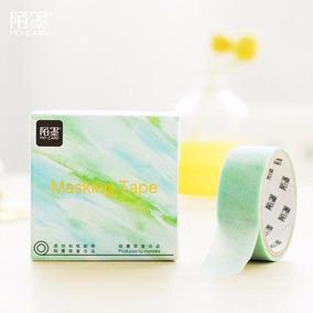 Washi Tape Cinta Decorativa Scrapbook Degradado Pantone