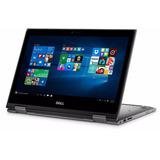 Notebook Dell 2 En 1 5378 I3 4gb 500gb 13.3hd Ips Win10