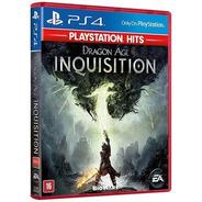 Dragon Age Inquisition Playstat. Hits Ps4 [ Mídia Lacrada ]