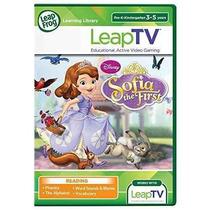 Leaptv Disney Sofía La Primera Educación, Activo Video Jueg