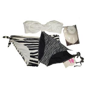 Bikini Victorias Secret Set Talla Chico-mediano Nuevo