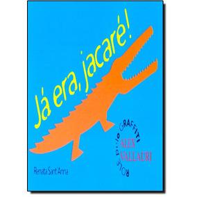 Já Era, Jacaré! Rolê Pelo Graffiti Alex Vallauri