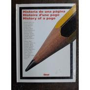 Historia De Una Pagina * Pellejero Sfar Boucq Prado * Glenat