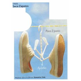 Gancho Seca Zapatos Para 2 Pares De Zapatos O Tenis