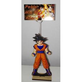 50 Souvenirs Y 10 Centros De Mesa Dragon Ball Z Personalizad