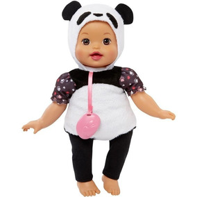 Little Mommy Munecas Tierna Como Yo Disfraz Pandita