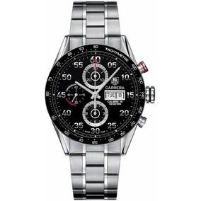 Nuevo Tag Heuer Carrera Day Date Reloj Para Hombre Cv2a10.b