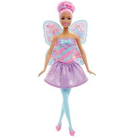 Barbie Fadas Reinos - Fada Do Reino Dos Doces Mattel