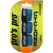 Cubregrips Pros Pro Cyclone Pack X3 Tenis Padel