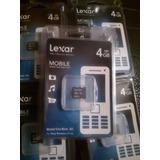 Memory Stick Micro M2 4 Gb Sandisk Nuevas